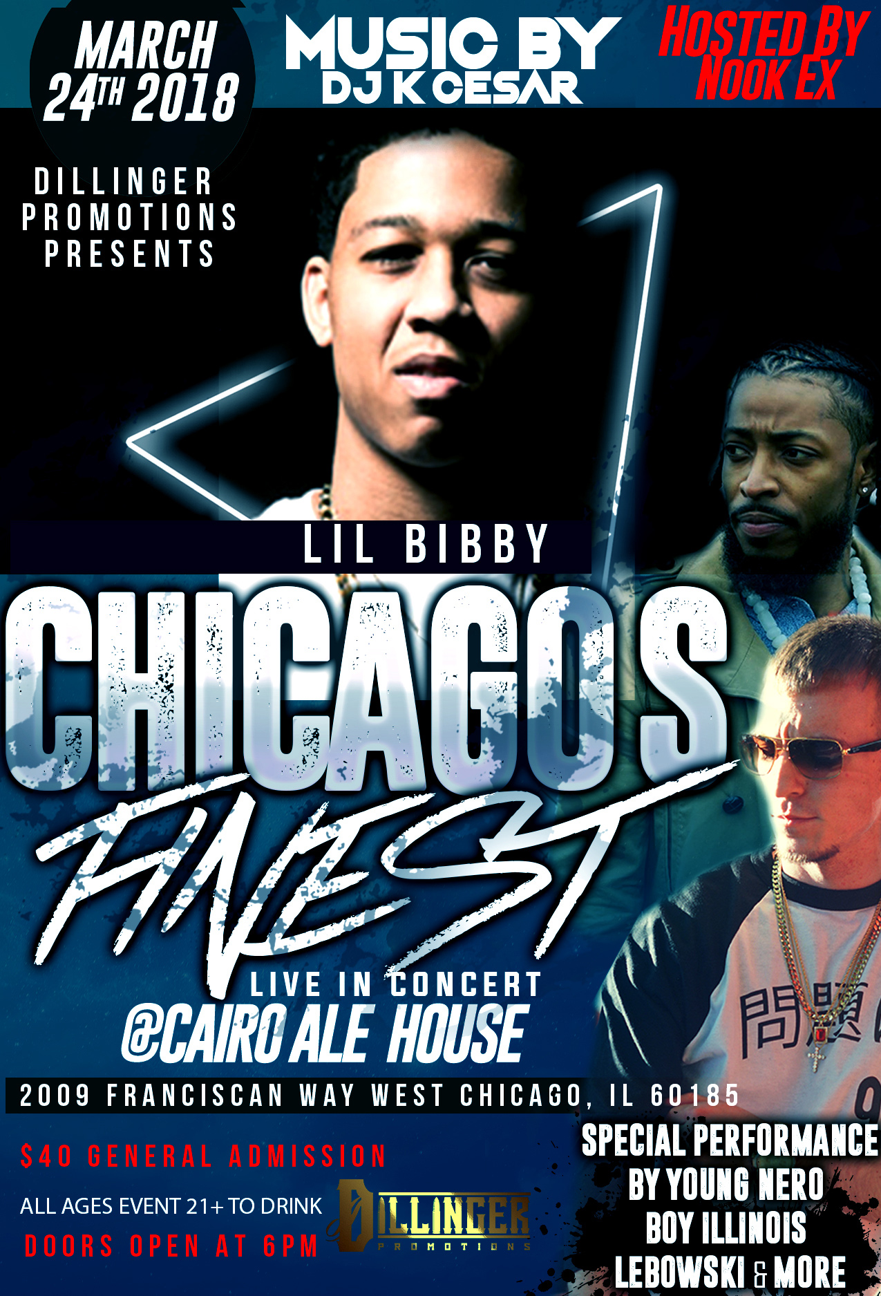 Lil bibby tour dates in Melbourne