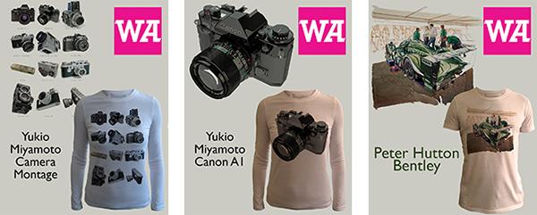 WeAdmire T-Shirts Kodak Nikon
