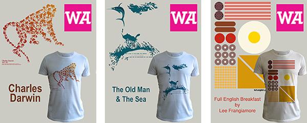 WeAdmire T-Shirts Darwin Dolphin