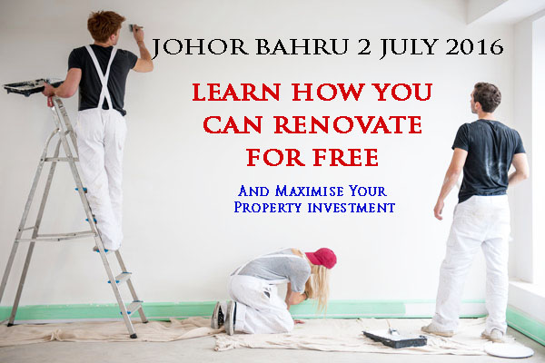 How You Can Renovate for Free