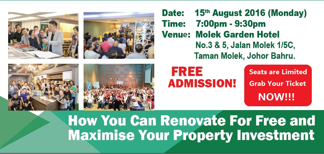 15 august 2016 how you can renovate for free and maximise you