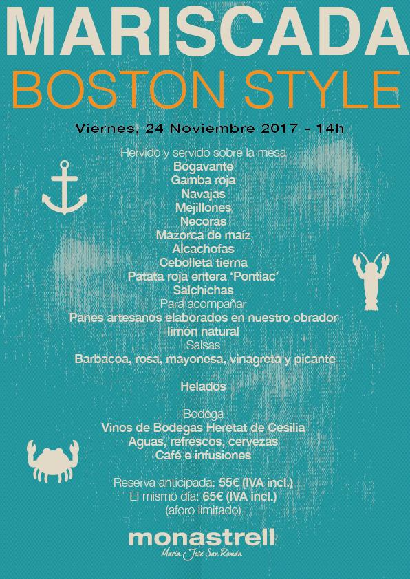 boston style monastrell