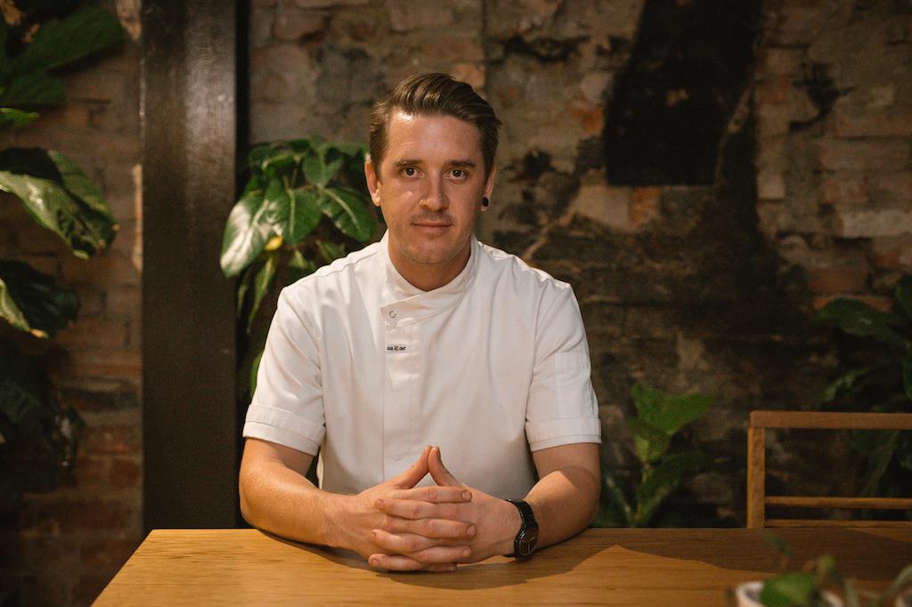 Chef Ben McMenamin