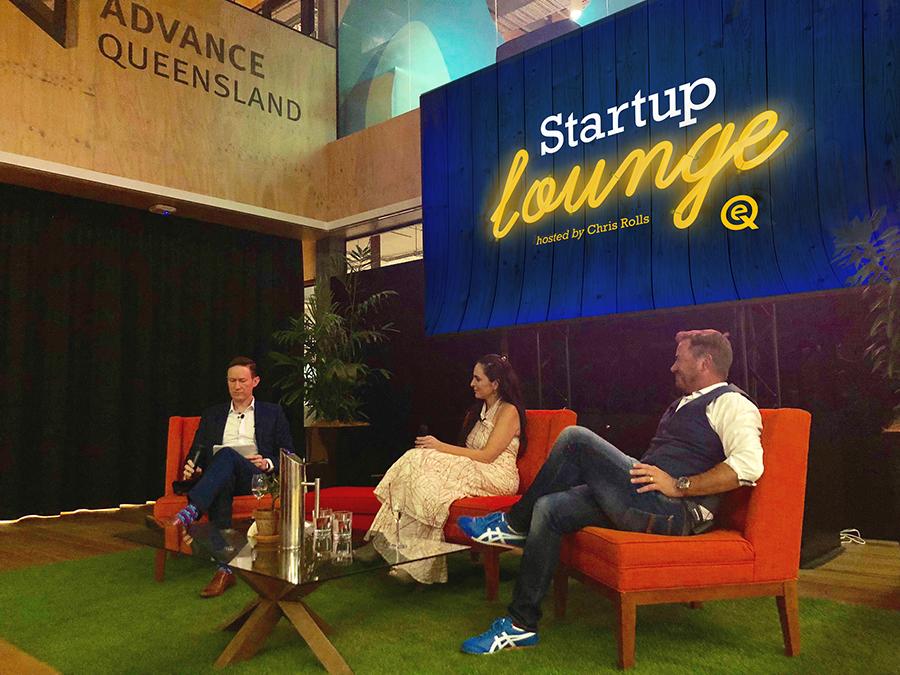 Startup Lounge