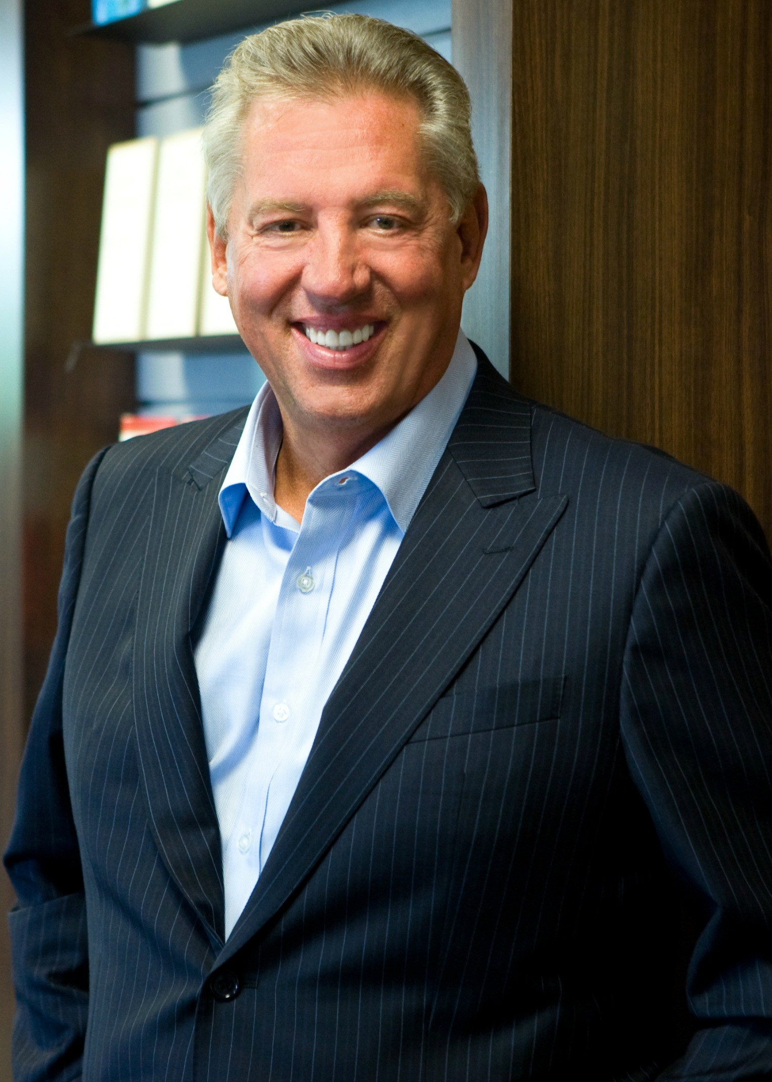 Photo of John C. Maxwell