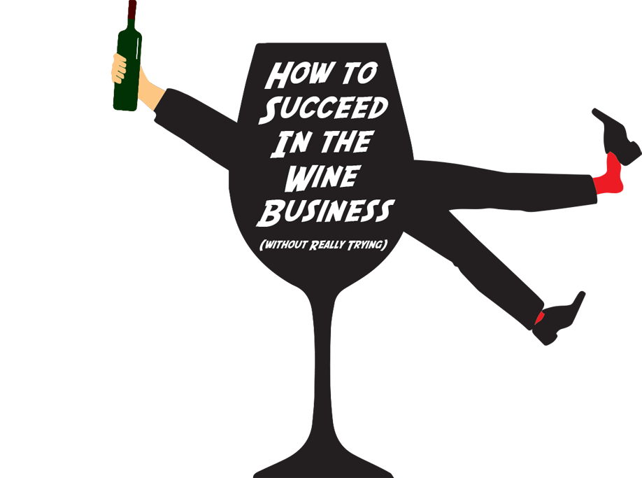 How to Succeed in the Wine Business logo