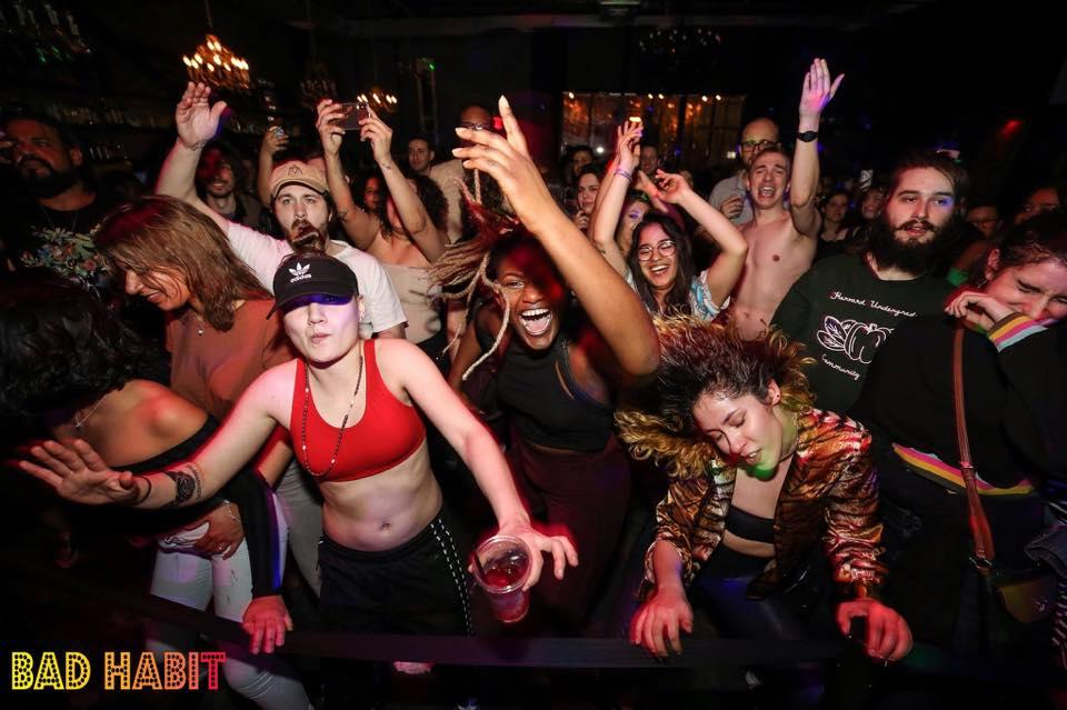Bad Habit LGBTQ Dance Party