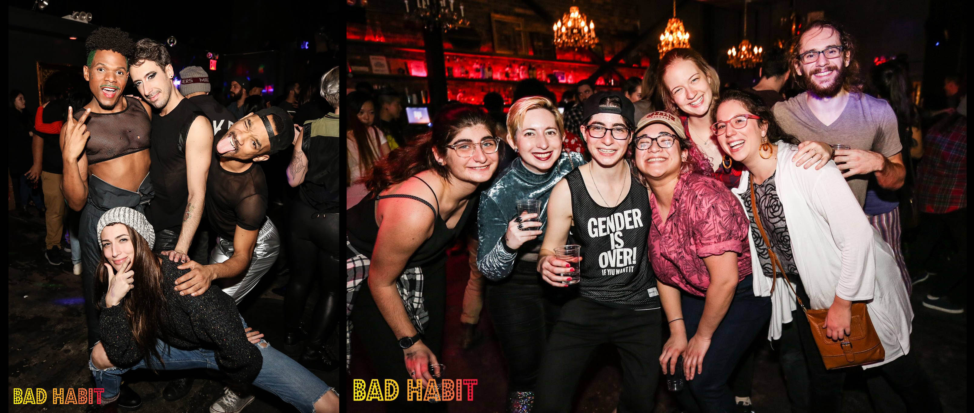 Bad Habit Queer Dance Party