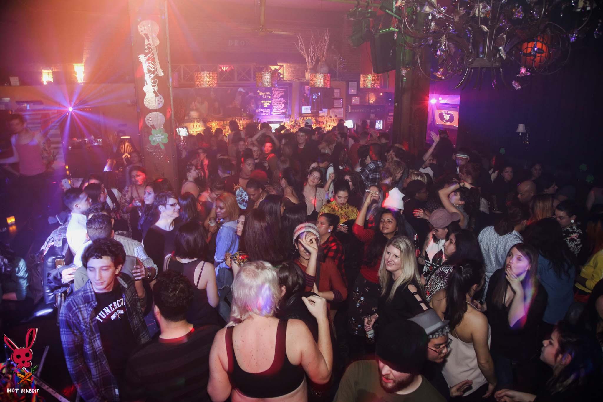 Hot Rabbit Queer Dance Party