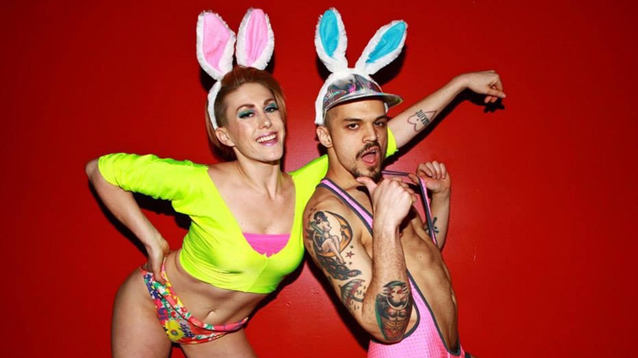 Hot Rabbit LGBTQ Dance Party