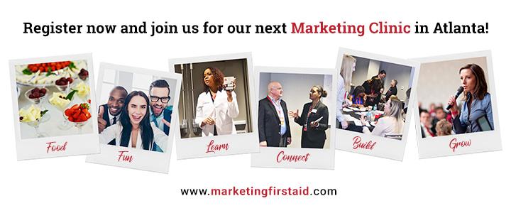 MarketingFirstAid.com Marketing Clinics