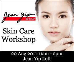 Skincare Workshop by Cheryl Wee  (Miss Singapore Tourism...