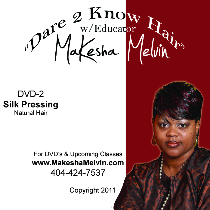 silk pressing dvd