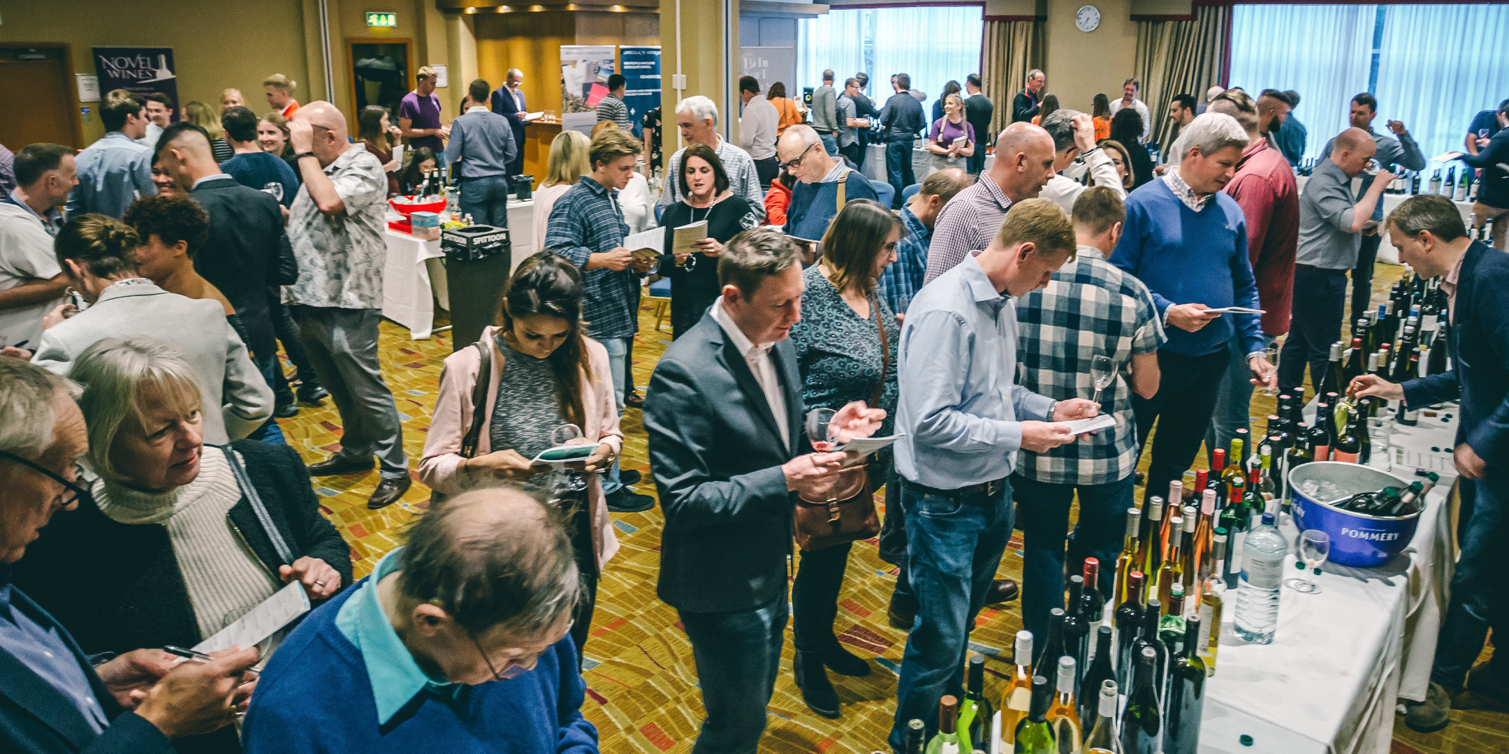 Novel Wines Annual Tasting Party