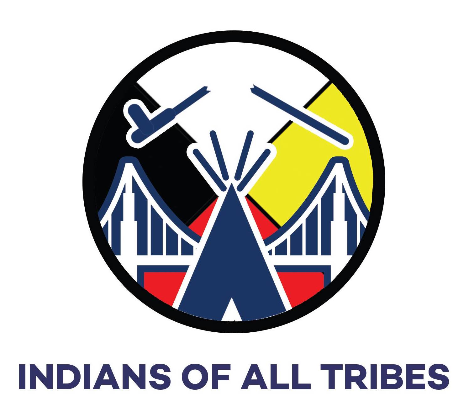 Indians of All Tribes Logo