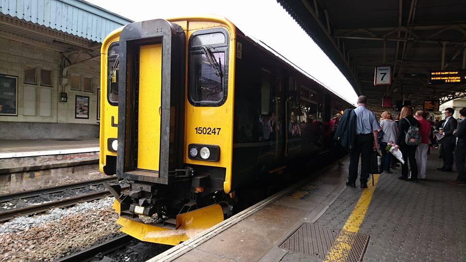 GWR 150247 at BRI 08/06/16