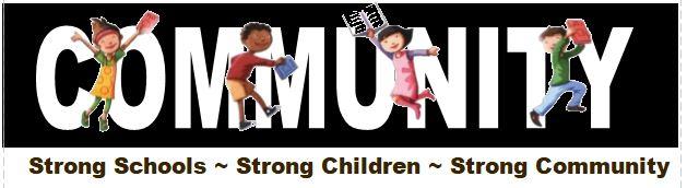 Community Logo with Children
