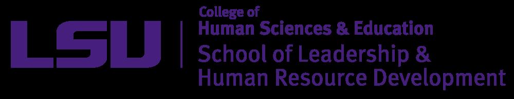 LSU School Leadership & HRD