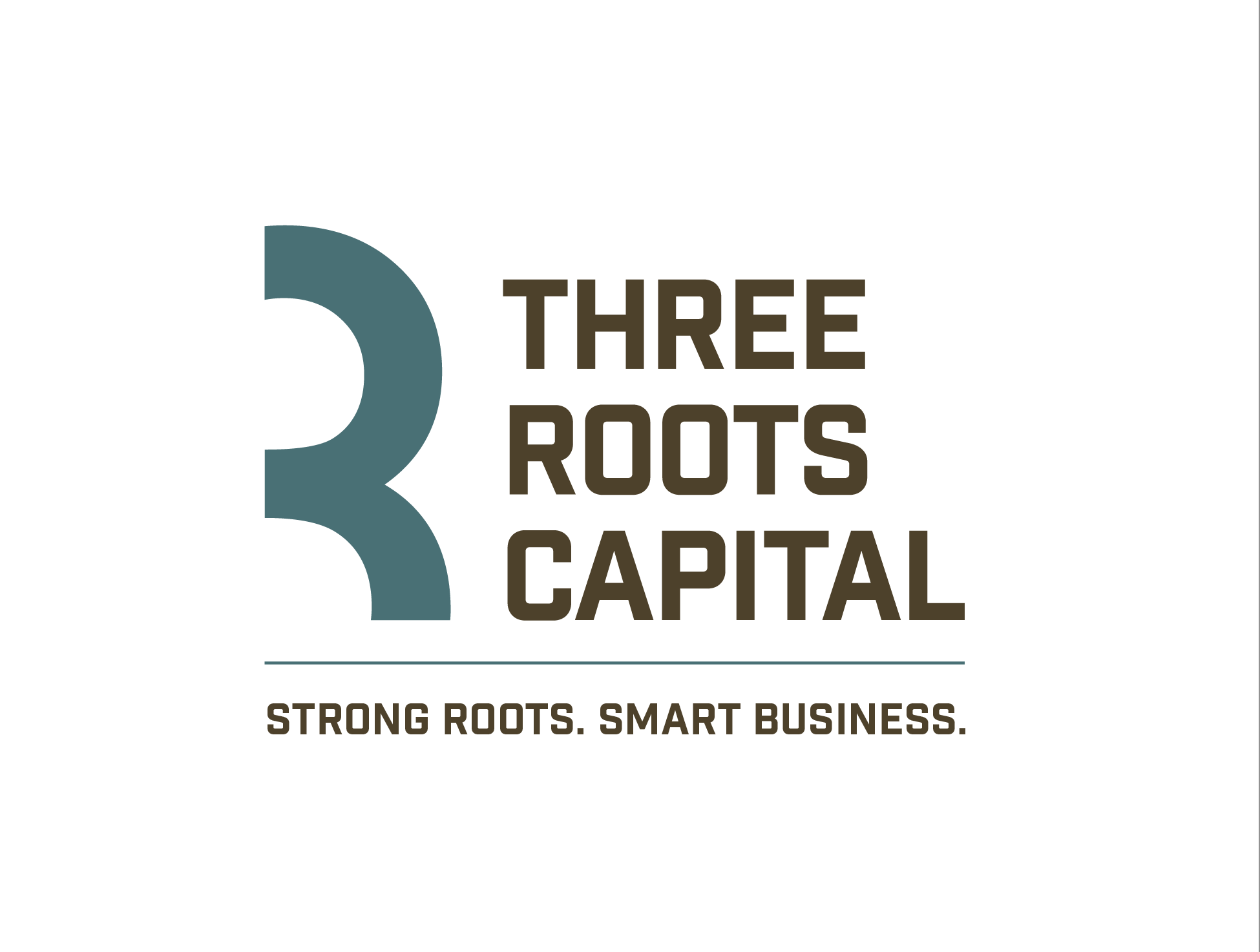 3 Roots logo