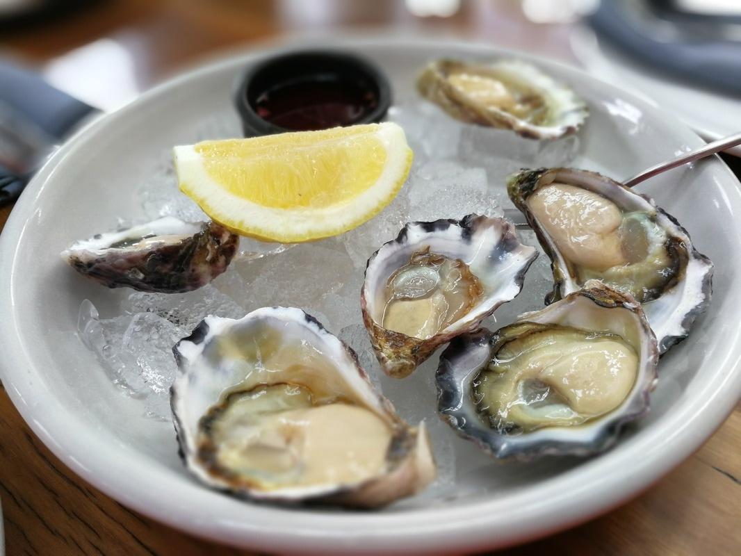 Love Fish Oysters El Vino Chilled Champagne Tasting Dinner Barangaroo