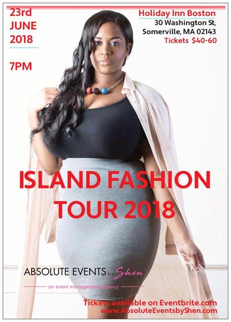 Island Fashion Tour 2018
