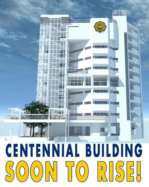 JRU Centennial Building