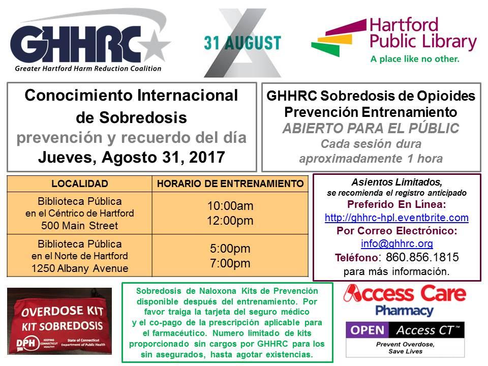 GHHRC HPL #IOAD 8-31-17 Spanish