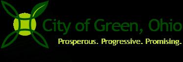 City of Green Ohio Logo