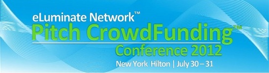 Hilton NY | eLuminate Pitch CrowdFunding™ Conference