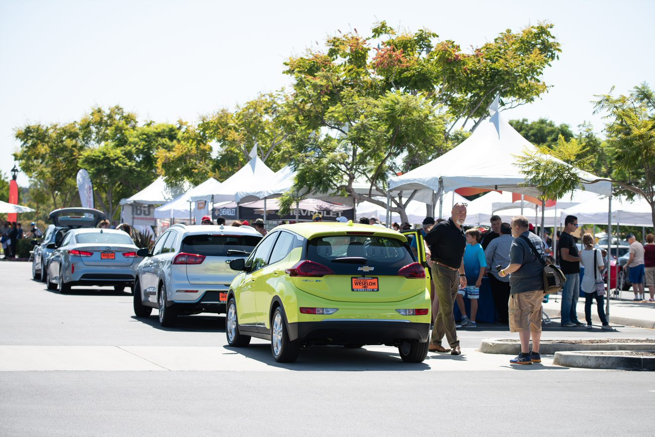 7th Annual Electric Vehicle Day: Free and open to the public this Saturday | cbs8.com