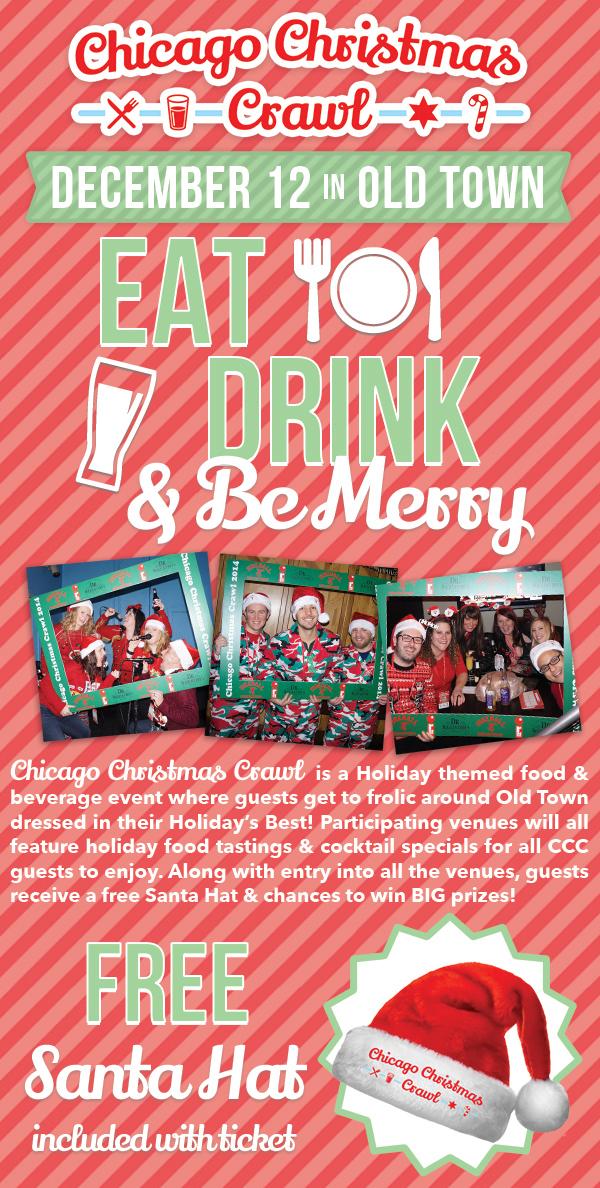 Chicago Christmas Crawl
