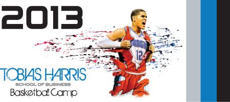 2013 Tobias Harris School of Business Basketball Camp