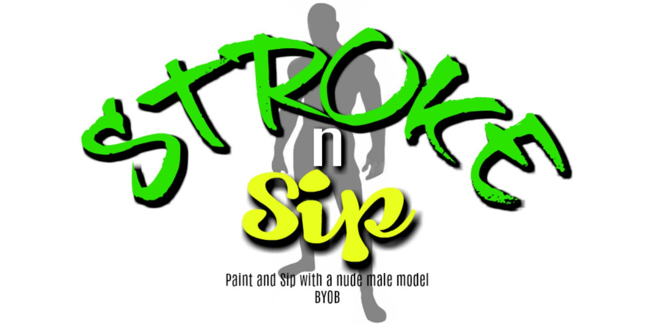 Stroke N Sip Paint And Sip With Nude Male Model Nyc Tickets