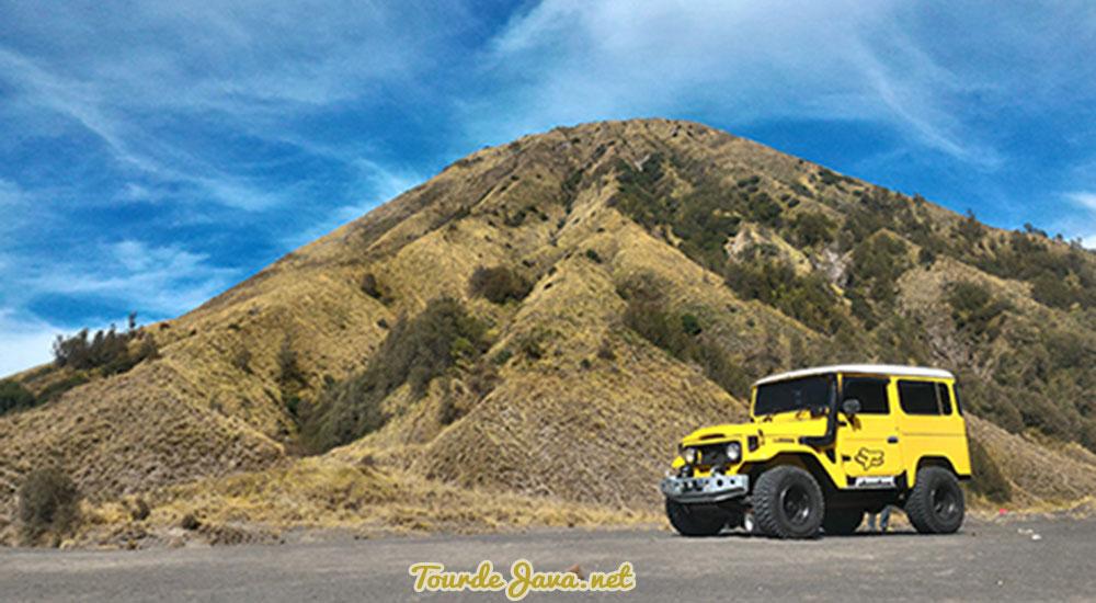 jeep bromo open trip
