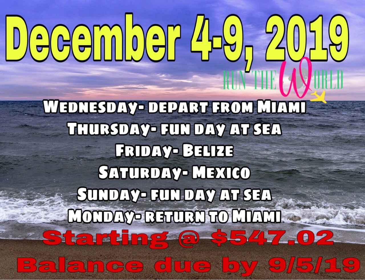 December 4 9