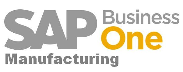 SAP Business One for Manufacturing