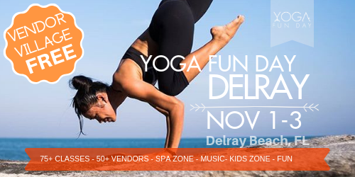 South Florida Yoga Festival Yoga Fun Day