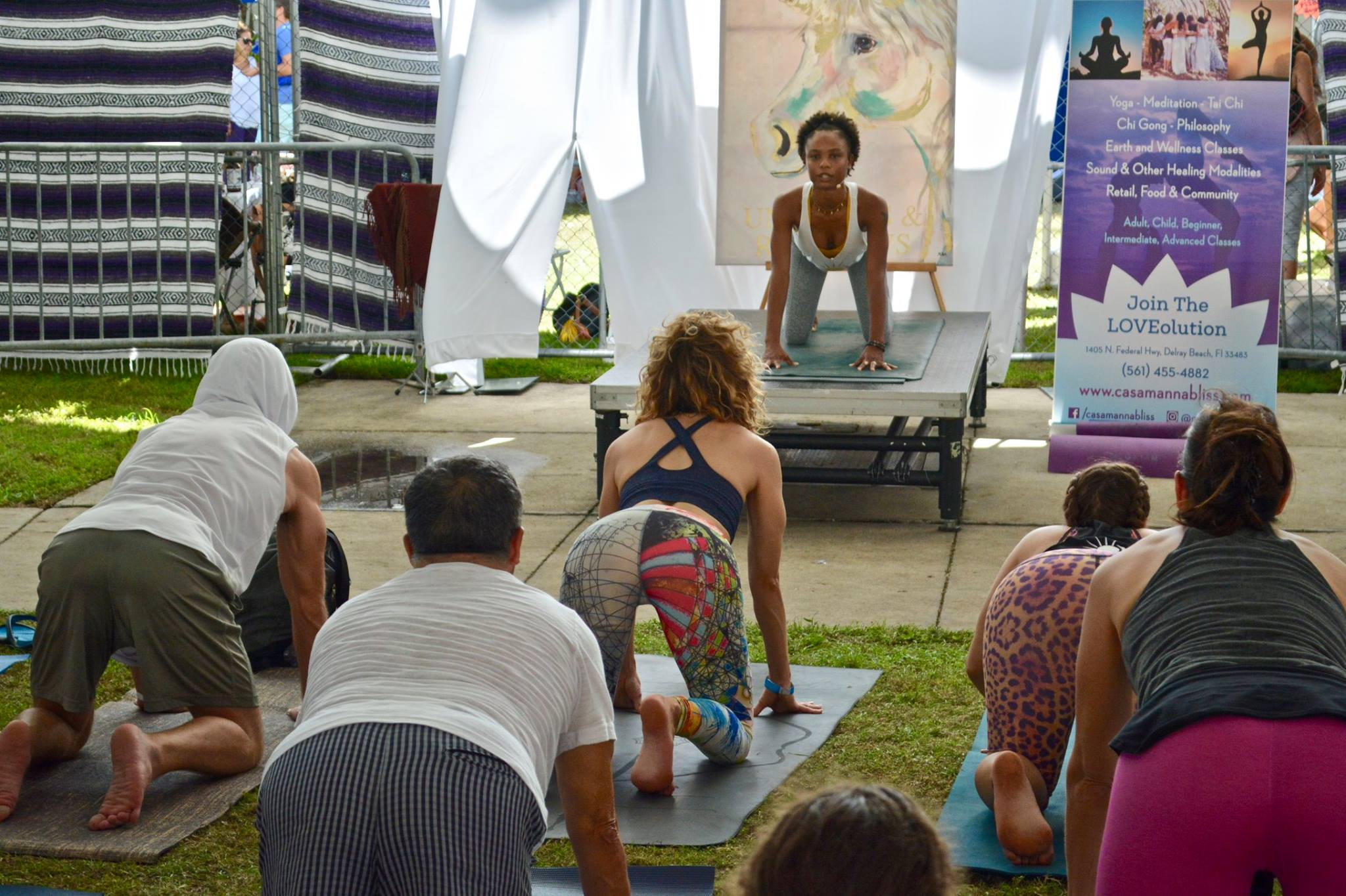 Yoga Fun Day Delray