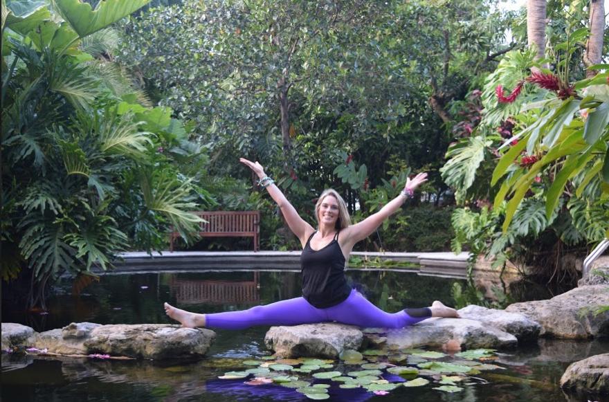Delray Beach Florida Yoga Festival