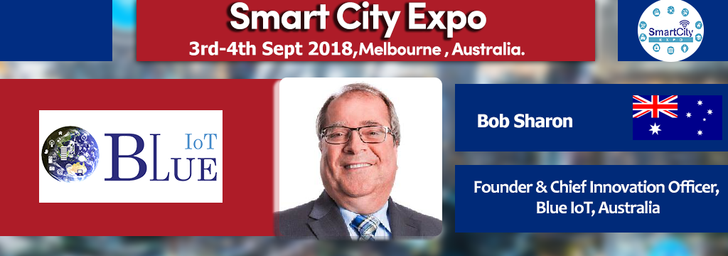 Meet Bob Sharon who has conducted the world's first NABERS (National Australian Built Environment Rating System) Energy for Data Centre Infrastructure rating, at Smart City Expo 3-4th Sep. 2018, Melbourne, Australia.