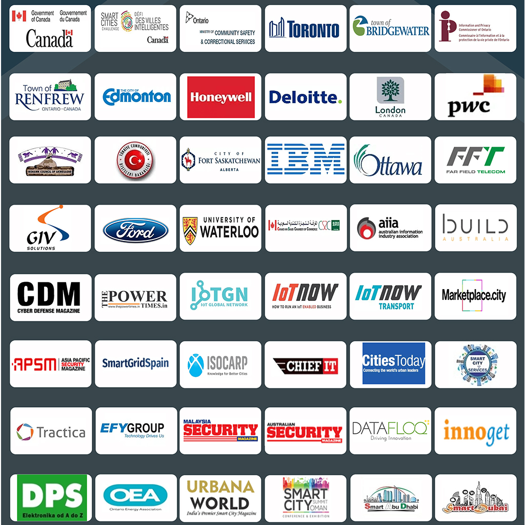 Sponsor and Participating Companies Oct 2018