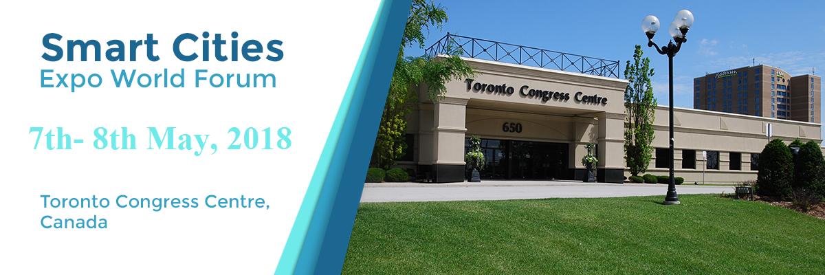 Smart cities expo world forum 2018 toronto canada for Pool show toronto 2018