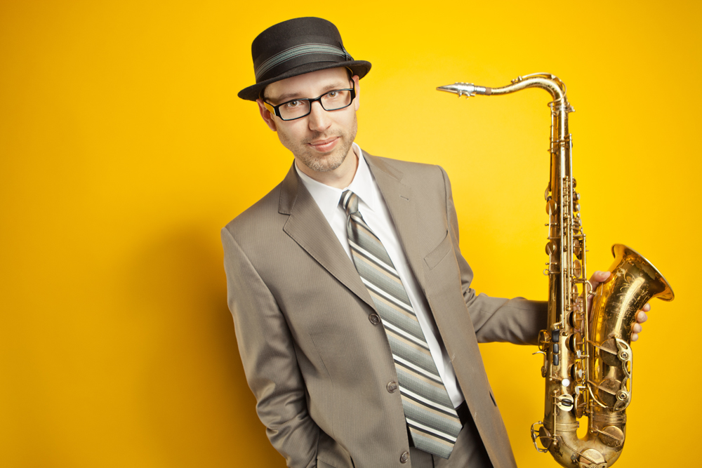 Peter Sommer, Alto Sax