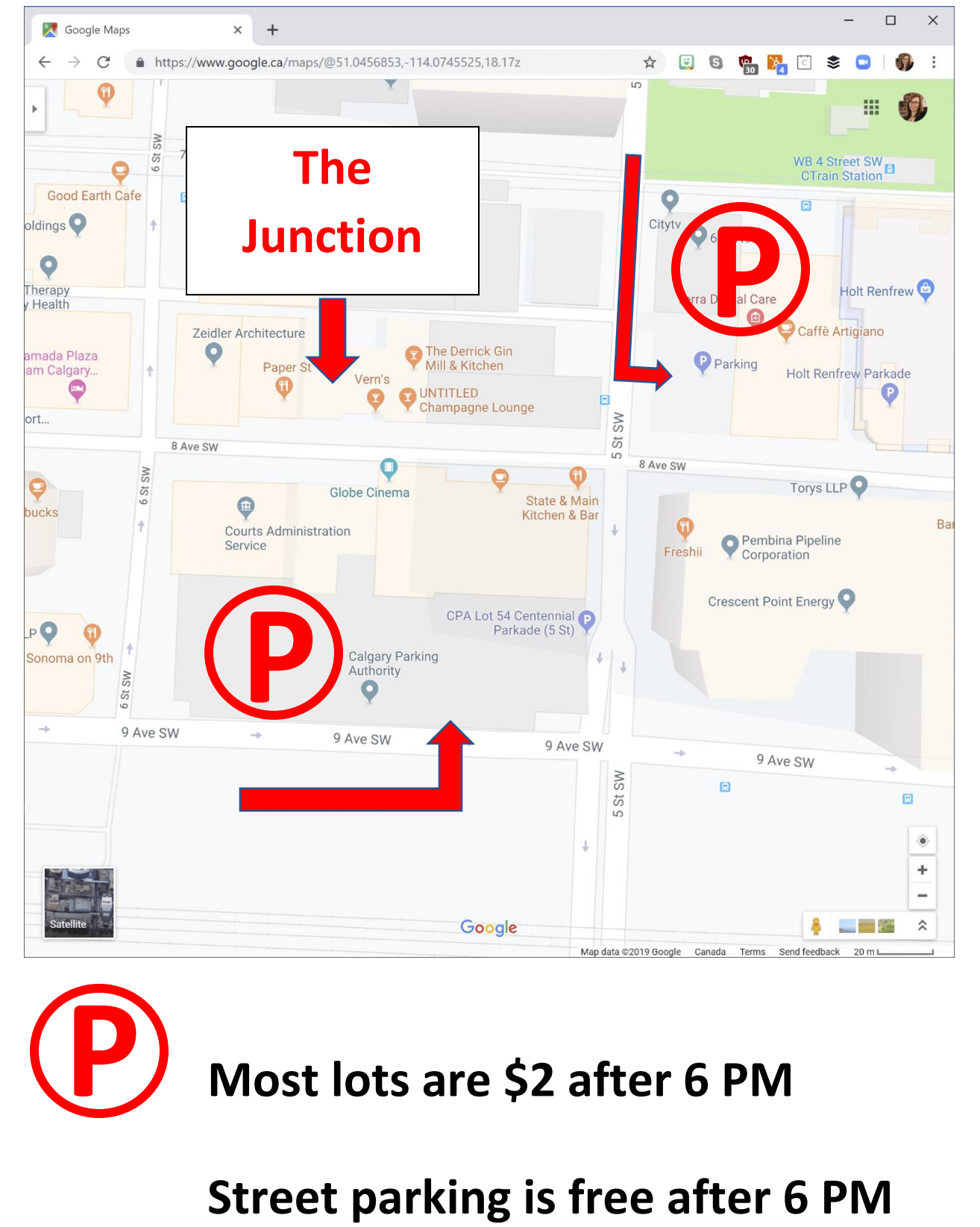 Junction Parking
