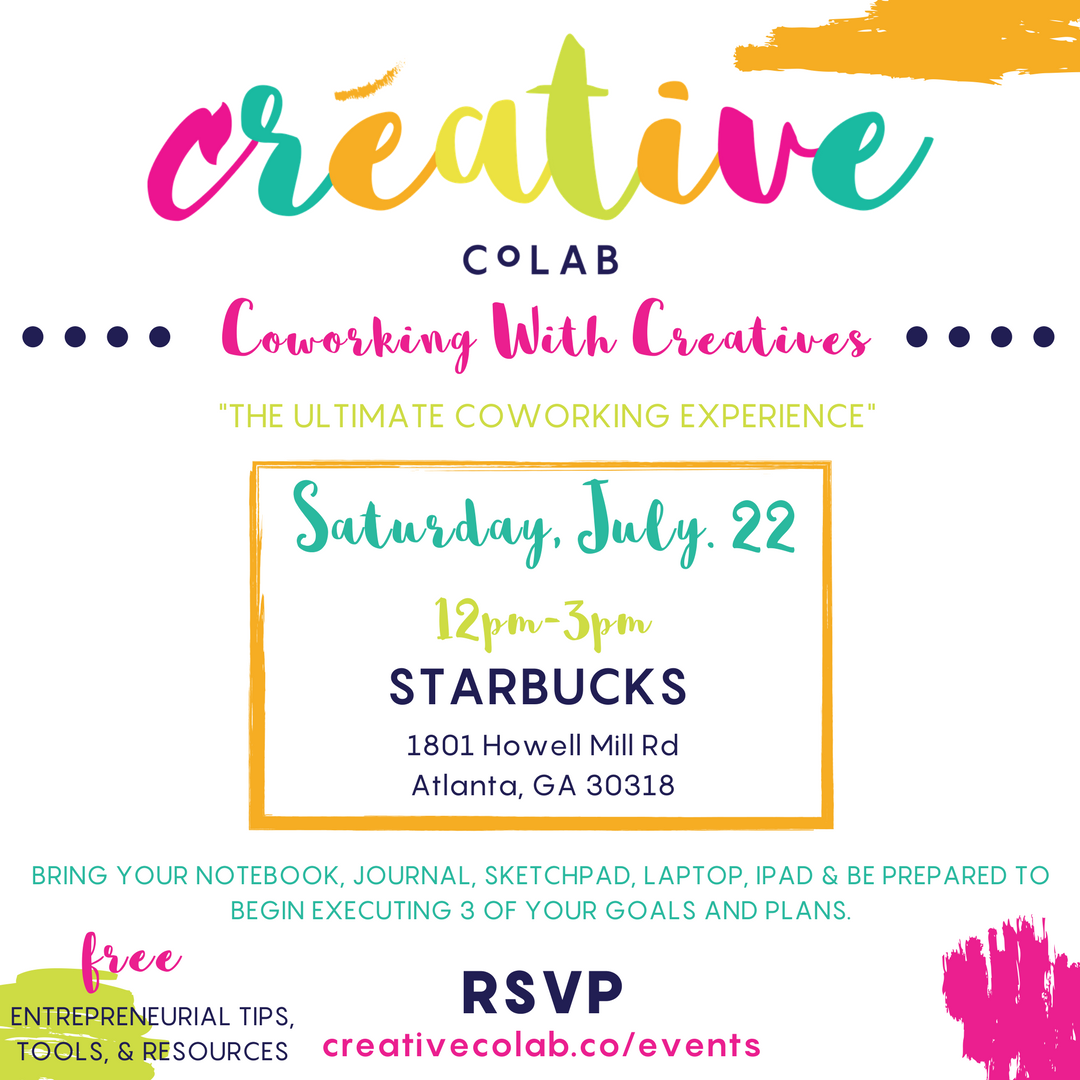 Creative CoLAB Coworking With Creatives