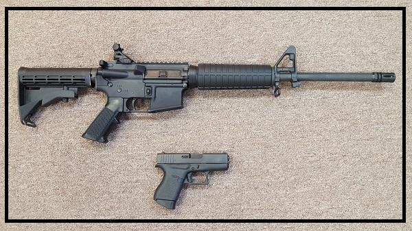 Gun Raffle