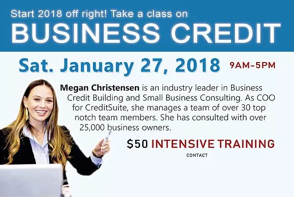 Megan Christensen Business Credit