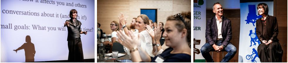 Carol Dweck Growth Mindset conference