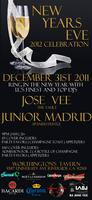 Worthington's Tavern presents NYE Extravaganza w/DJ's JOSE...