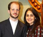 Pr. John McAlister (na foto, ao lado de sua esposa, Raquel)